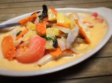 Pineapple Curry (Kang Sub Pra Rod)