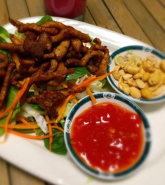 Thai Pork Jerky