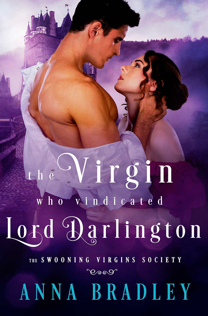 The Virgin Who Vindicated Lord Darlingto