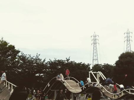 小松川公園へ♪