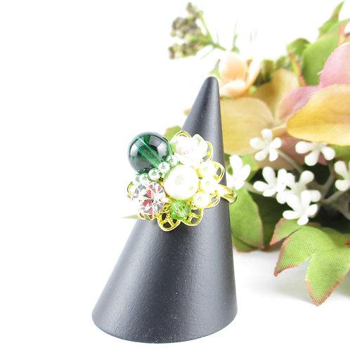 グリーンクォーツの森の始まりは、偶然と偶然とが重なり、必然的に咲いた一輪の花でした。SR296
