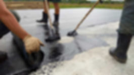 Castle Roofing and Construction Tar Roofing