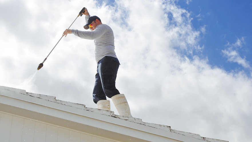 Castle Roofing and Construction Roof Maintenance