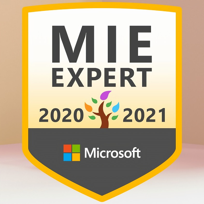WORKSHOP: What is a Microsoft Innovative Educator Expert?