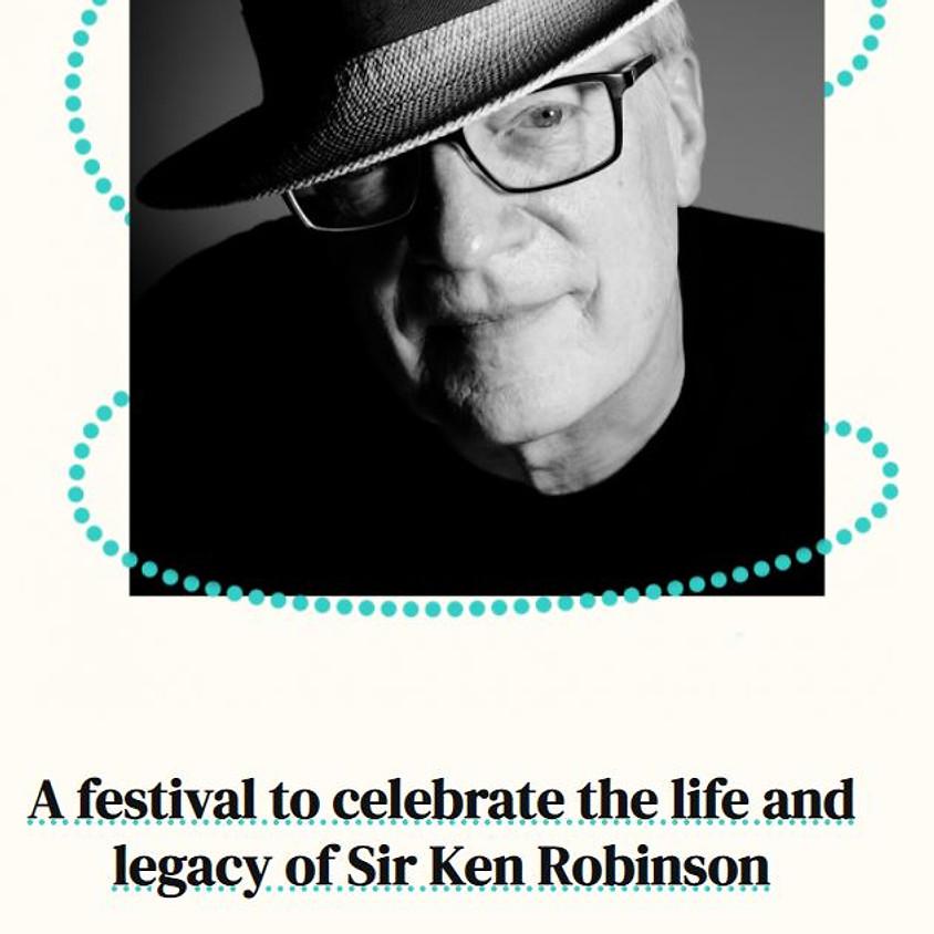 """""""Imagine If"""" Fringe Event for Sir Ken Robinson"""