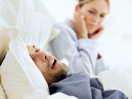 "A ""Snore-Fire"" Way to Hurt Your Relationship"