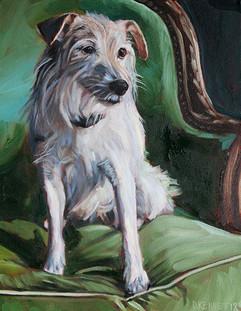 Custom Dog Painting Phoenix