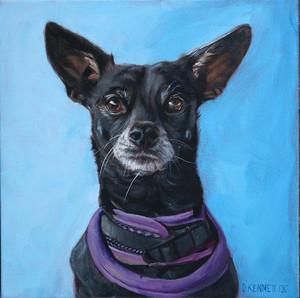 BFF Pet Paintings Portland