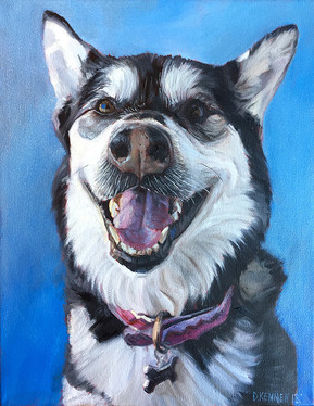 BFF Pet Paintings Chicago