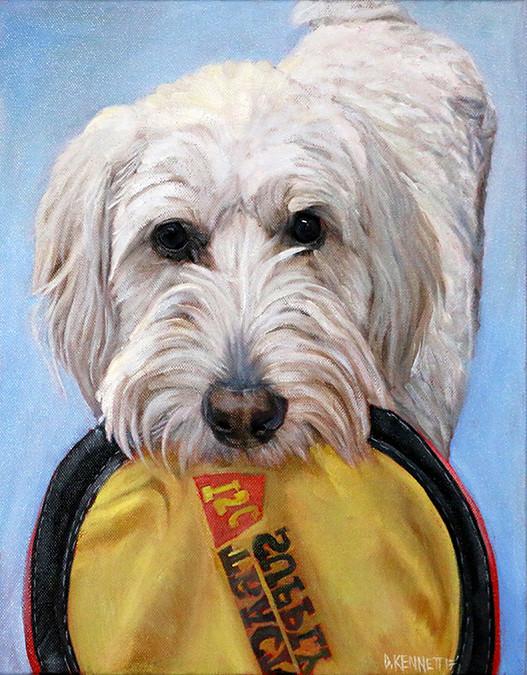San Diego BFF Pet Painting