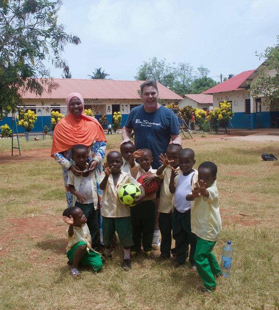 Game 36: Maandalizi Sogeani School, Zanzibar