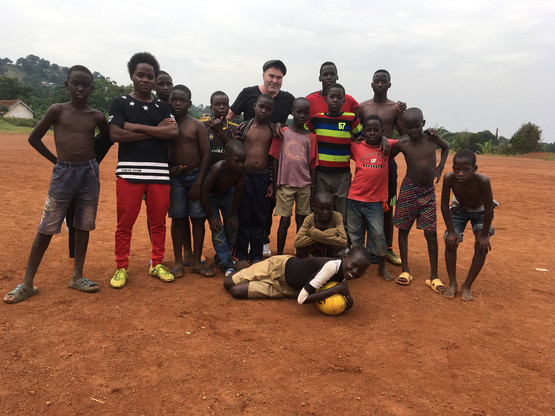 GAME 29: POLICE FIELD, ENTEBBE, UGANDA