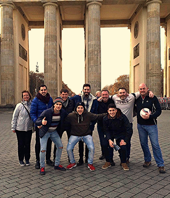 GAME 17: The Brandenburg Gate, Berlin, Germany!