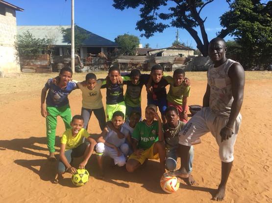 Game 40 : Tonanoka Park, Mombasa Kenya