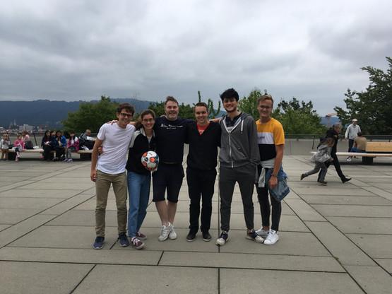Game 63: Zurich , Switzerland