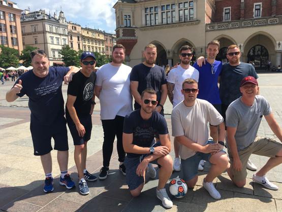 GAME 49 Krakow, Poland