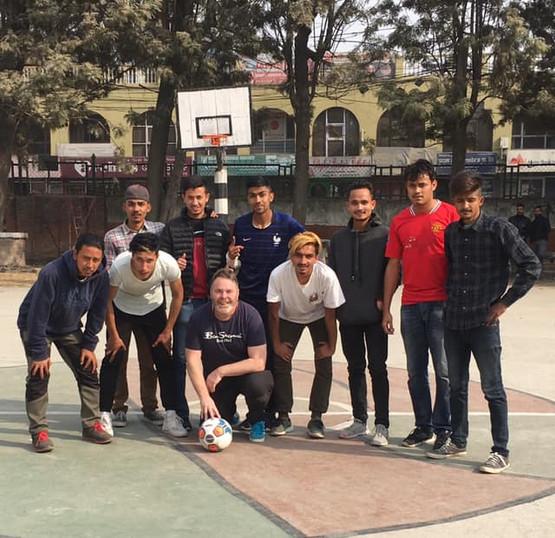 GAME 47: KATHMANDU, NEPAL