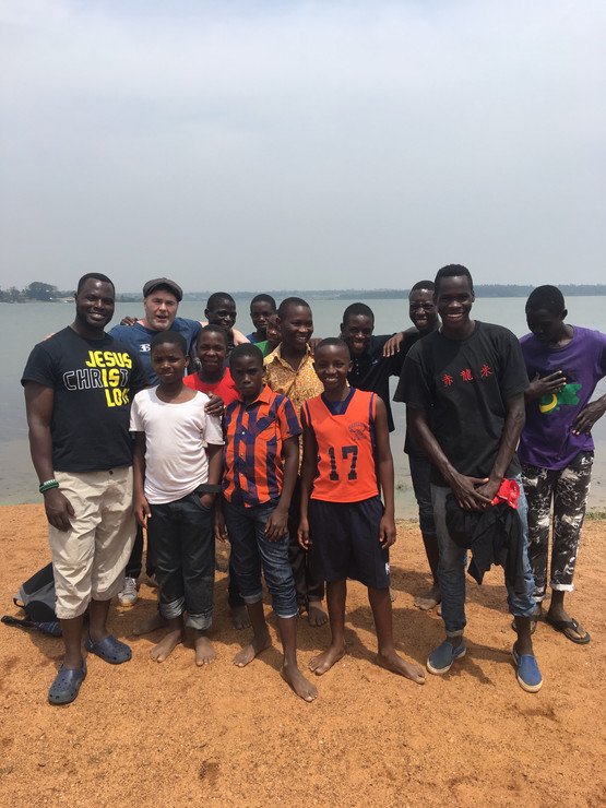 GAME 30: LAKE VICTORIA, ENTEBBE, UGANDA