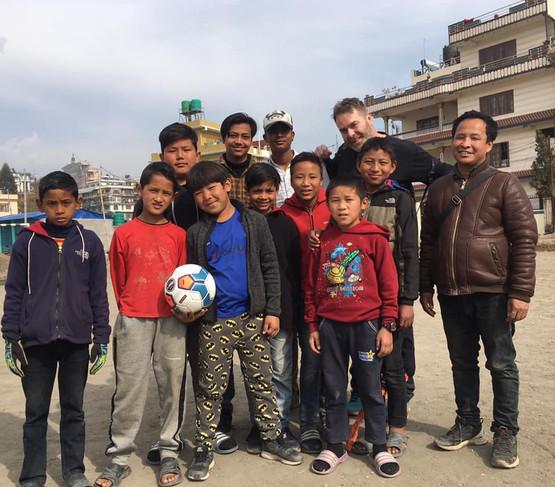 Game 48: Nayabasti Kuwatole, Nepal
