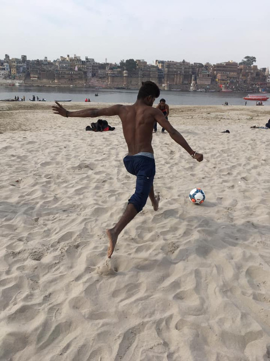 Game 44: Varanasi, India