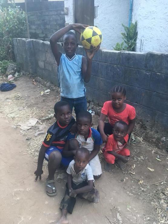 Game 39: Mkunazi Wapili, Zanzibar