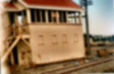 ARAMOHO SOUTH BOX CLOSED C 1986.J.D.FITZ