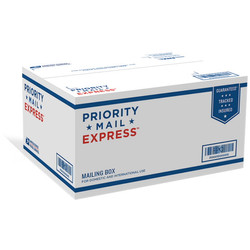 Priority Mail Express Box