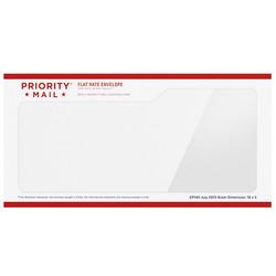 Priority Mail Window Flat Rate Envelope.