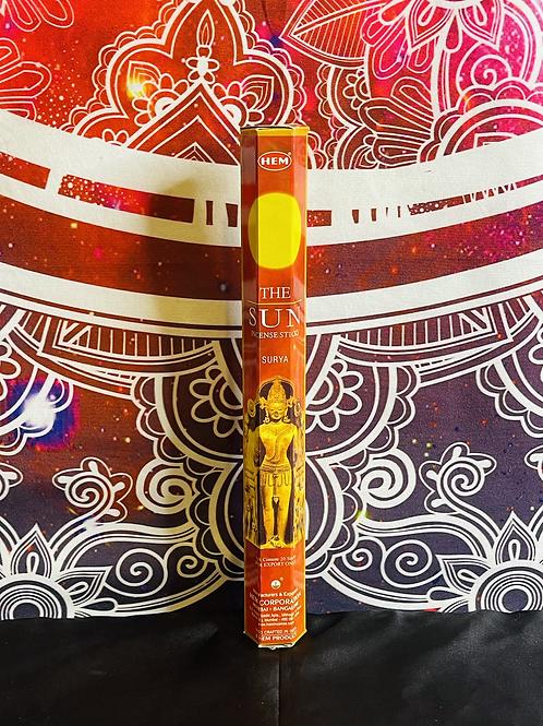 Sun Incense