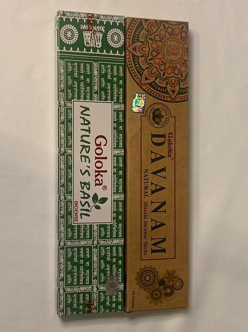 Prosperity Incense Combo