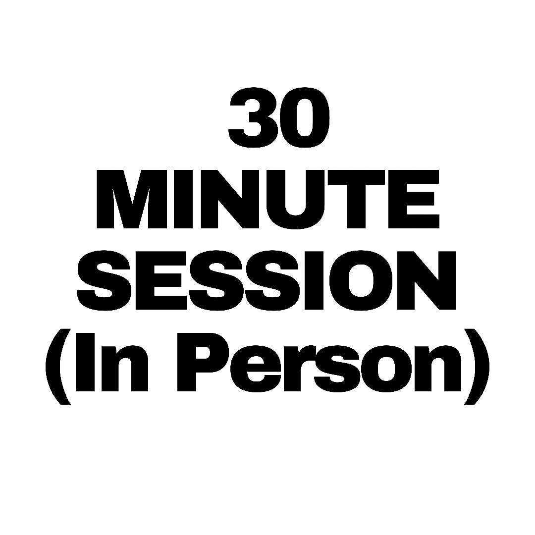 30 Minute (IN PERSON READING - South FL)