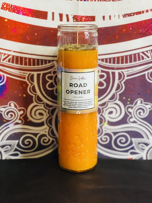 Road Opener (7day fixed candle)