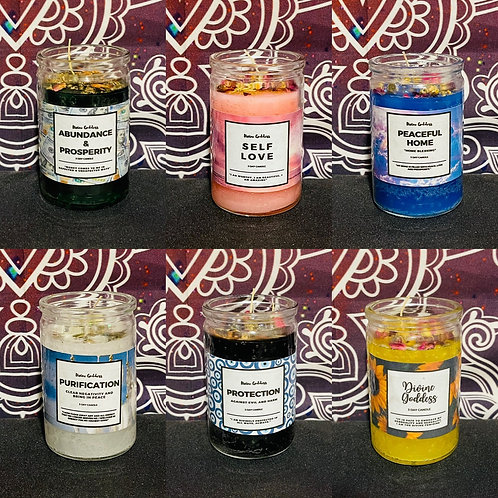 3 day Fixed Candles