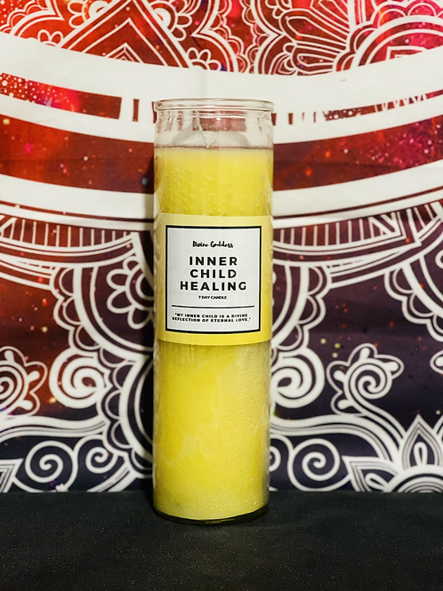 Inner Child Healing 7 Day Candle
