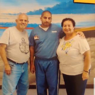 Melvin Perez & Family