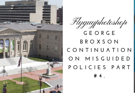 Misguided Policies part # 4!