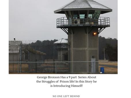George Broxson Introduction!