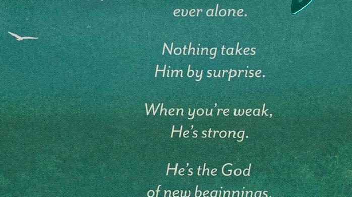 Encouragement Card's