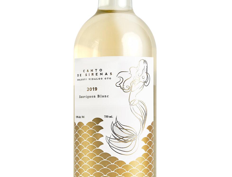 Canto de Sirenas  Sauvignon Blanc