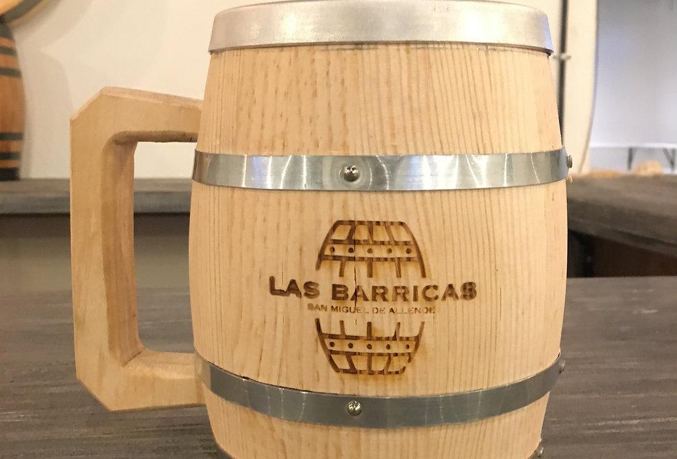 Tarro de Cerveza Las Barricas