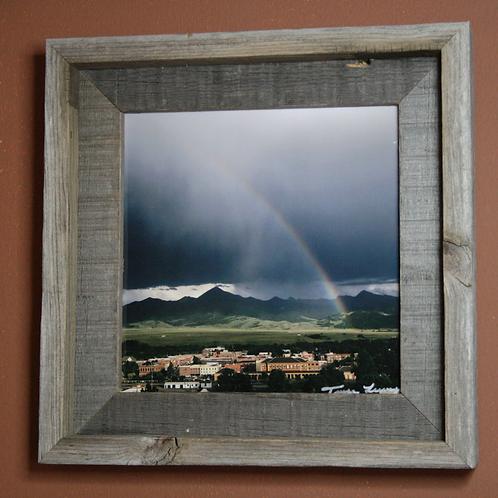 Rainbow Over Livingston Montana