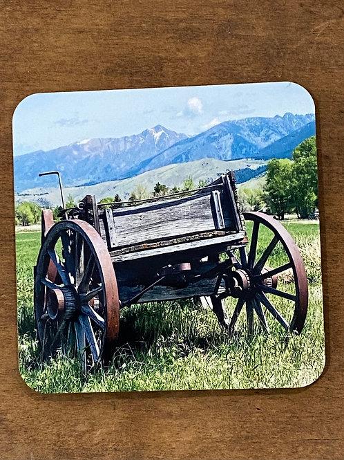 Summer Wagon Coaster