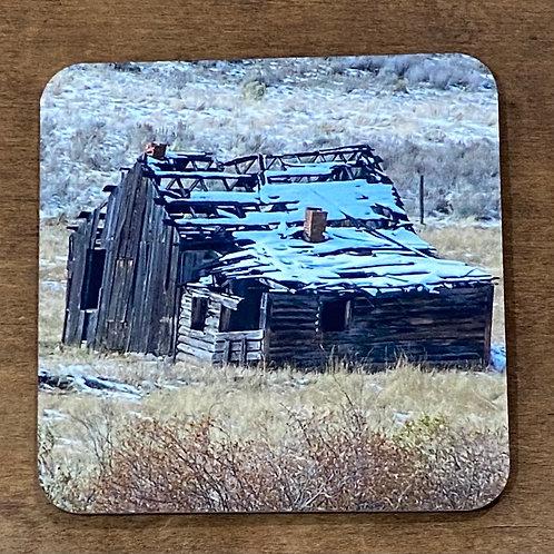 Historic Homestead Coaster
