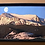 Thumbnail: Mt Hollow Top and Moon-11x17 Framed Poster Print