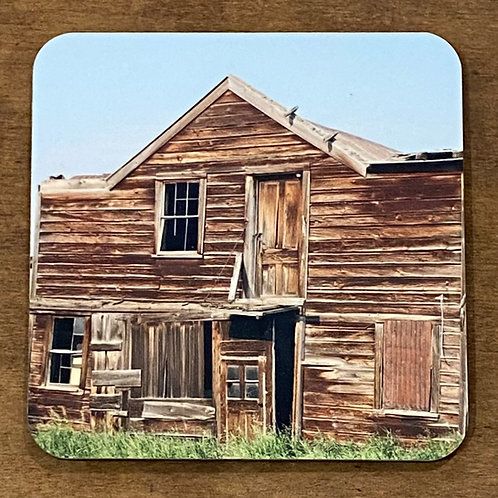 Historic Norris Montana Coaster