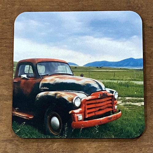Truck Lovers Coaster