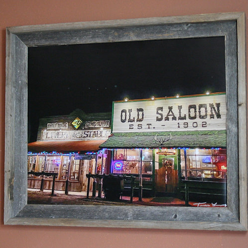 Christmas At The Old Saloon A Historic Montana Bar