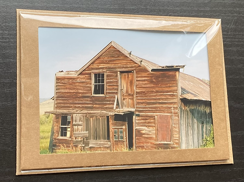 Historic Norris Photo Note Card