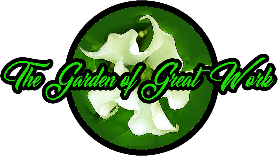 Logo of the Great Work Garden