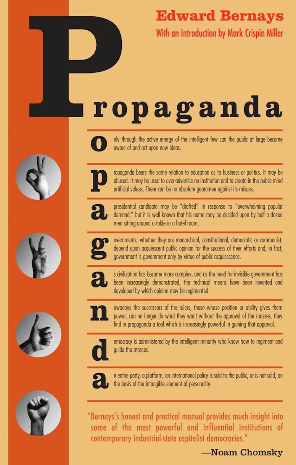 Propaganda: Enemy of the Great Work